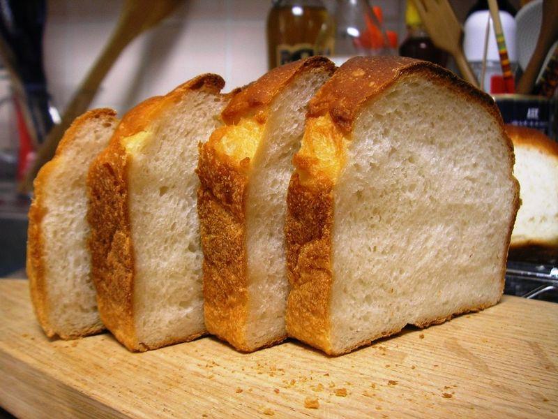 こめ粉のパン