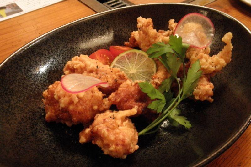 Kikyo 塩麹から揚げ2種