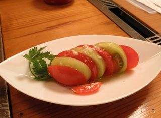 Kikyo トマトの前菜