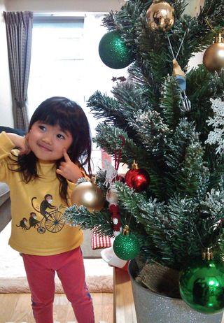 クリスマス2015_ツリー